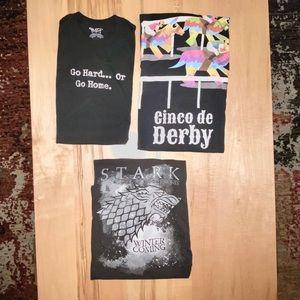 Tops - T-Shirt Assortment mixed men's and women's